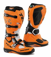 TCX Comp Evo Michelin Moto-X Boots (Orange/Black)