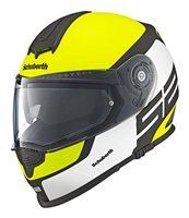 Schuberth S2 Sport Motorcycle Helmet Elite Yellow (Sport/Touring)