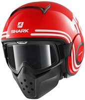 Shark Raw Open Face Helmet 72
