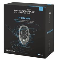 Interphone Tour Bluetooth Intercom - Single Pack