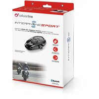 Interphone Sport Bluetooth Intercom - Single Pack