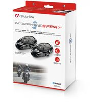 Interphone Sport Bluetooth Intercom - Twin Pack