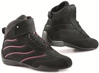 TCX X-SQUARE Ladies Motorcycle Boots (Black/Pink)