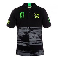 VR46 Monster VR46 Polo Shirt