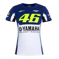 VR46 Yamaha Dual Ladies T-Shirt