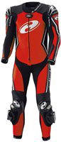 Held Full-Speed One Piece Race Suit (Red/Black)