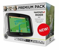 TomTom Rider 410 Great Rides Premium Edition