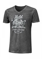 Held Mens HERO T-Shirt (Smoke Grey)