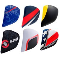 Arai RX-7V Holder Sets/Side Pods (Multicolour)