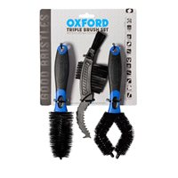 Oxford Bicycle Brush Set (OX244)