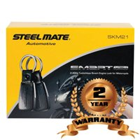SteelMate SKM21 Smart Key Motorcycle Engine Lock / Immobiliser