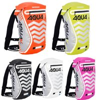 Oxford AquaV12 Hi Viz Waterproof Reflective Backpack (12 Litre Capacity)