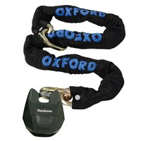 Oxford Hardcore Loop Chain High Security Chain & Padlock