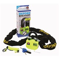 Oxford Big Boss Alarm Chain & Lock Set