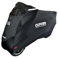 Oxford Protex Stretch Motorcycle Cover For 3 Wheel Bikes (Outdoor Cover)