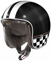 X-Lite X-201 U.C. Willow Springs Open Faced Carbon Helmet