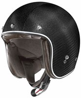 X-Lite X-201 PURO Open Faced Carbon Helmet