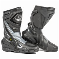 Richa Tracer Evo Motorcycle Boot (Black/Grey)