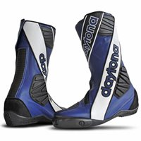 Daytona Security Evo 3 Standard Boots (Blue) -OUTER ONLY