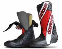 Daytona Security Evo 3 Standard Boots (Red) -OUTER ONLY