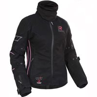 Rukka SUKI Gore-Tex Ladies Jacket (Black/Pink)