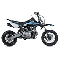 Stomp Pitbikes JuceBox 90cc