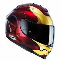 HJC IS-17 IRONMAN Limited Edition Motorcycle Helmet