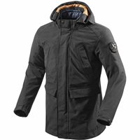 Revit Williamsburg Motorcycle Jacket (Black)