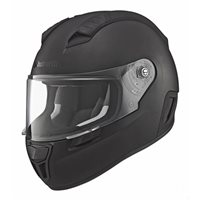Schuberth SR2 Motorcycle Helmet (Matt Black)