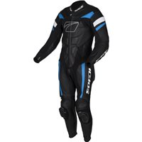 Spada CURVE EVO One Piece Leather Suit (Blue)