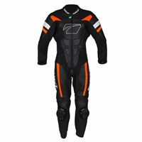 Spada CURVE EVO One Piece Leather Suit (Fire)