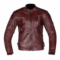 Redux Leather Motorcycle Jacket by Spada