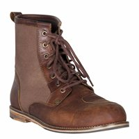 Spada Pilgrim Motorcycle Boots (Brown)