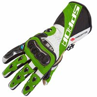 Spada Predator II Motorcycle Gloves (Green)
