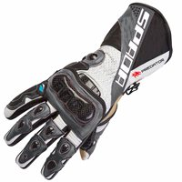 Spada Predator II Motorcycle Gloves (Platinum)