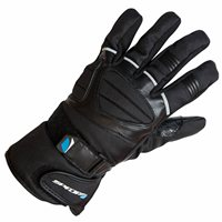 Spada Ice Ladies Motorcycle Gloves (Black)