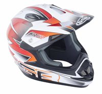 GSB MX Motocross Helmet - XP-14B (Orange)