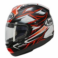 Arai RX-7V Motorcycle Helmet GHOST (Red)