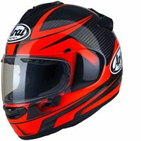 Arai Chaser-X Motorcycle Helmet Tough (Red)