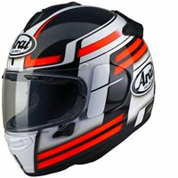 Arai Chaser-X Motorcycle Helmet Competition (Red)