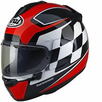 Arai Chaser-X Motorcycle Helmet FINISH (Red)
