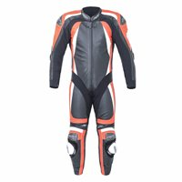 RST Pro Series CPX-C II One Piece Leathers (Flo Red) 1840