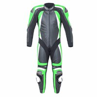 RST Pro Series CPX-C II One Piece Leathers (Green) 1840
