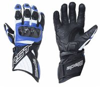 RST Blade II CE Motorcycle Gloves 2125 (Blue)