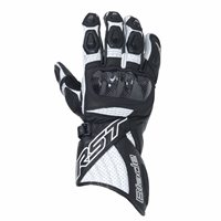 RST Blade II CE Motorcycle Gloves 2125 (White)