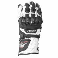 RST Delta III CE Motorcycle Gloves 2128 (White)