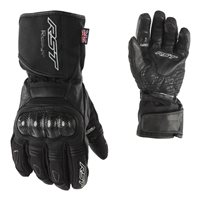 RST Rallye CE Motorcycle Glove 2134 (Black)