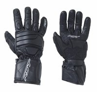 RST Urban II CE Waterproof Motorcycle Gloves 2103 (Black)