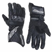 RST Blade II CE Ladies Motorcycle Glove 2155 (Black)