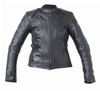 RST Kate Ladies Leather Motorcycle Jacket 1945